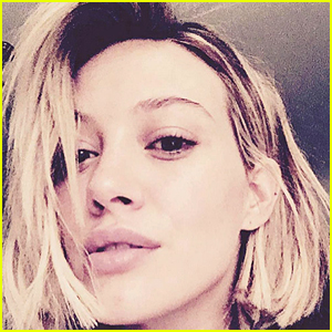 Hilary Duff Debuts a New Short Haircut!