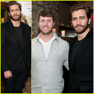 Jake Gyllenhaal Hosts Intimate Screening for 'Cartel Land'