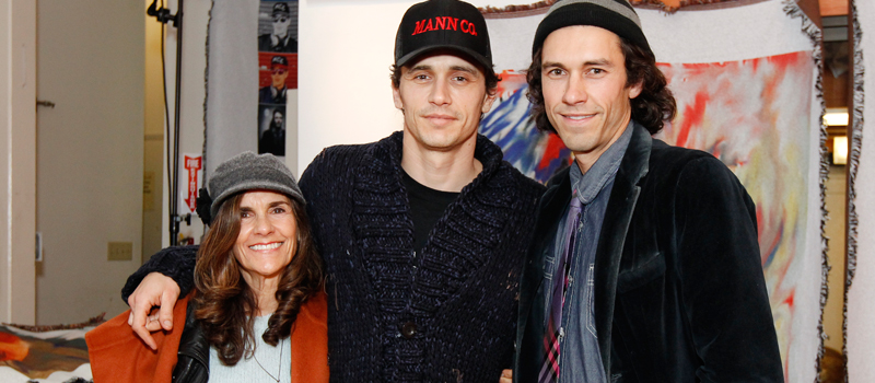 James Franco Releases New Rando Franco App Featuring Never ...