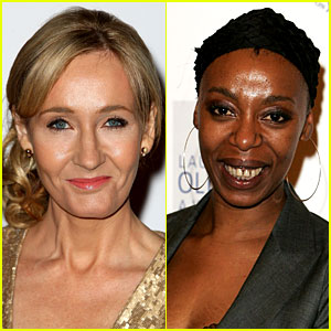 J.K. Rowling Slams Critics of Black Actress Playing Hermione