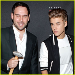 Scooter Braun Thought Justin Bieber 'Could Die' Back in 2013