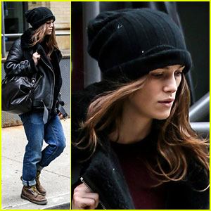 Keira Knightley Heads Back to Work on Broadway