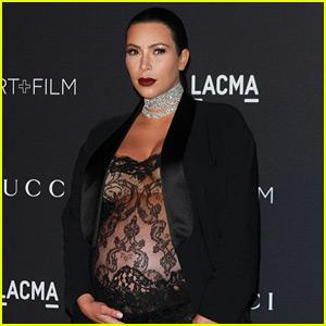 Kim Kardashian Reveals She Lost 17 Pounds Since Giving Birth