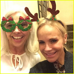 Kristin Chenoweth Is Bummed Christmas is Over