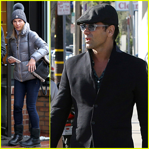 John Stamos & Lori Loughlin Get Ready for The Holidays