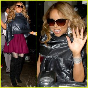 Mariah Carey & Boyfriend James Packer Reunite in NYC