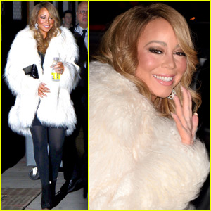 Mariah Carey & Her Twins Get in the Holiday Spirit