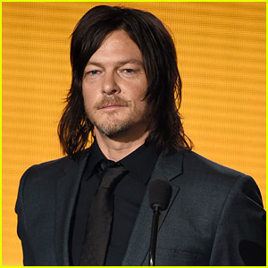 Norman Reedus Responds to Crazed Fan Who Bit Him