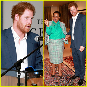 Prince Harry Ends South African Tour with Special Tribute to Nelson Mandela