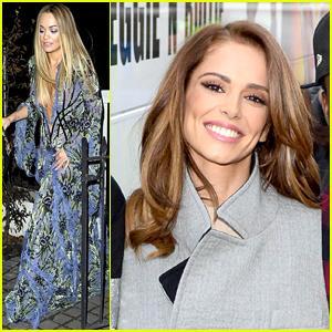 Rita Ora & Cheryl Fernandez-Versini Keep it Stylish at 'X Factor'