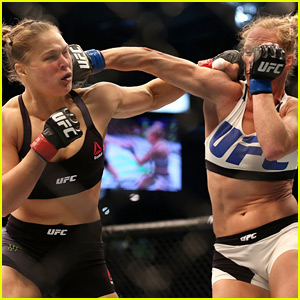 Ronda Rousey & Holly Holm Will Definitely Have a Rematch, UFC President Confirms