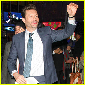 Ryan Seacrest Is All Ready For New Year's Rockin Eve!