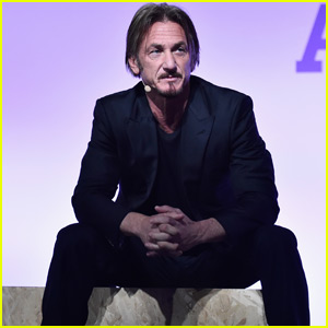 Sean Penn Calls for Forest Preservation at Paris Climate Conference
