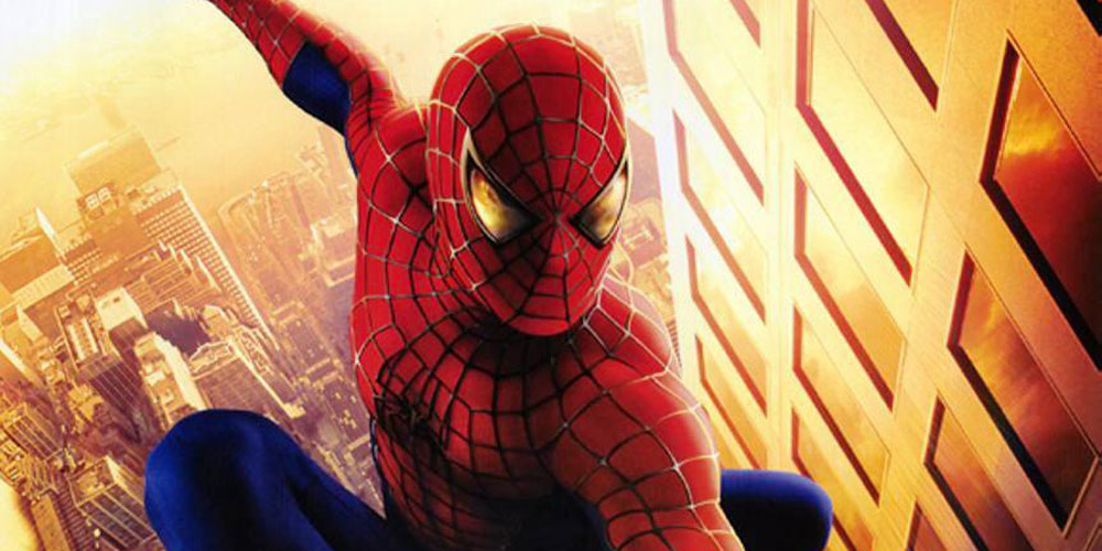Animated movie spiderman