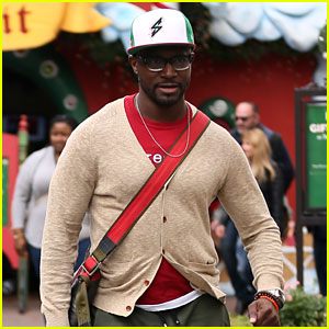 Taye Diggs Hits the Beach with Son Walker on Christmas Eve