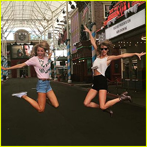 Taylor Swift Hangs with Blake Lively in Australia: 'Amazing Day Off!'