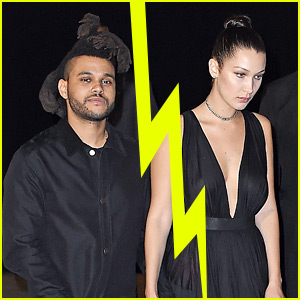 The Weeknd & Bella Hadid Are Reportedly On a Break