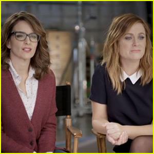 Amy Poehler & Tina Fey Parody 'Star Wars: The Force Awakens' - Watch Now!
