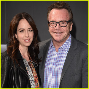 Tom Arnold & Wife Ashley Welcome New Daughter!