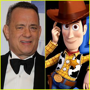Tom Hanks Begins Filming 'Toy Story 4'!