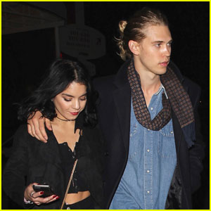 Vanessa Hudgens & Austin Butler Couple Up for The Weeknd