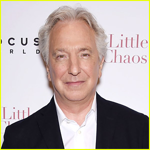 Alan Rickman's Last 2 Movies Will Be Released This Year