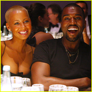 Amber Rose Responds to Kanye West Twitter Diss