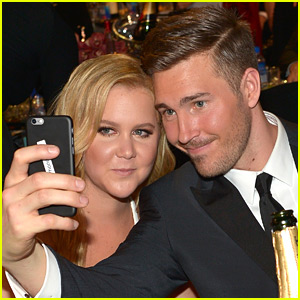 Amy Schumer's Boyfriend Ben Hanisch: 'I'm In Love With Her'
