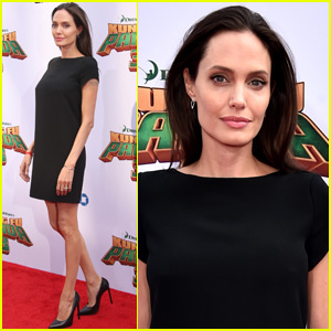 Angelina Jolie Is Thrilled Her Children Joined Her in 'Kung Fu Panda 3'