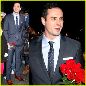 The Bachelor's Ben Higgins Possibly Hints That He's Engaged!