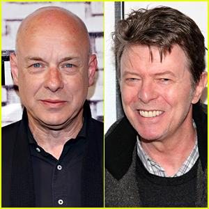 Brian Eno Reveals How David Bowie Secretly Said Goodbye