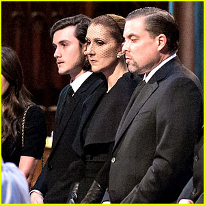 Celine Dion's Memorial for Rene Angelil - Photos Released