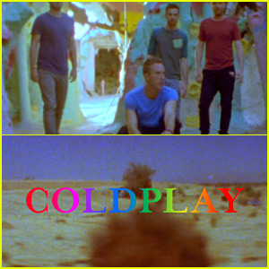 Coldplay Debuts Psychedelic 'Birds' Music Video - Watch Now!