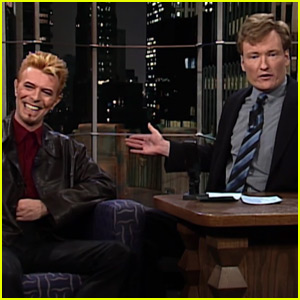 Conan O'Brien Remembers David Bowie With Touching Tribute