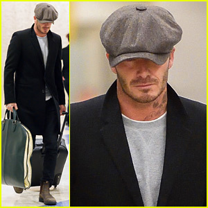 David Beckham on Brooklyn Beckham Dating: 'It's Easier For Me Than Victoria'