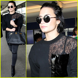 Demi Lovato Backs Hillary Clinton In Presidential Race