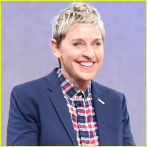ellen degeneres interview