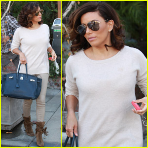 Eva Longoria Celebrates the New Year With a Wedding!