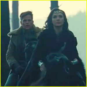First 'Wonder Woman' Footage Stars Gal Gadot & Chris Pine!