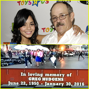 'Grease: Live' Was Dedicated to Vanessa Hudgens' Late Dad Greg