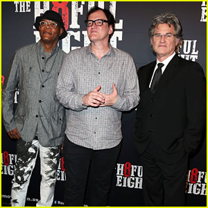 Samuel L. Jackson & 'Hateful Eight' Cast Attend Australian Premiere