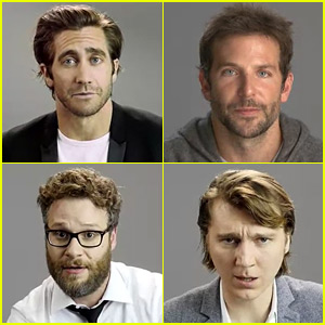 Jake Gyllenhaal & Bradley Cooper Recreate Cher's 'Clueless' Monologue - Watch Now!