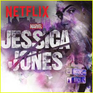 Netflix Renews 'Jessica Jones' for Second Season!