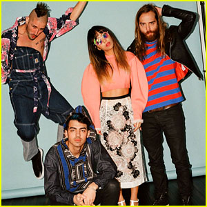 DNCE Reveals the Meaning of Their Name in 'Nylon' Feature