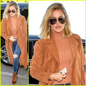 Khloe Kardashian's Plane Makes Emergency Landing in Vegas
