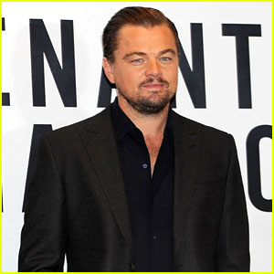 Leonardo DiCaprio Stops in Mexico to Promote 'The Revenant ...