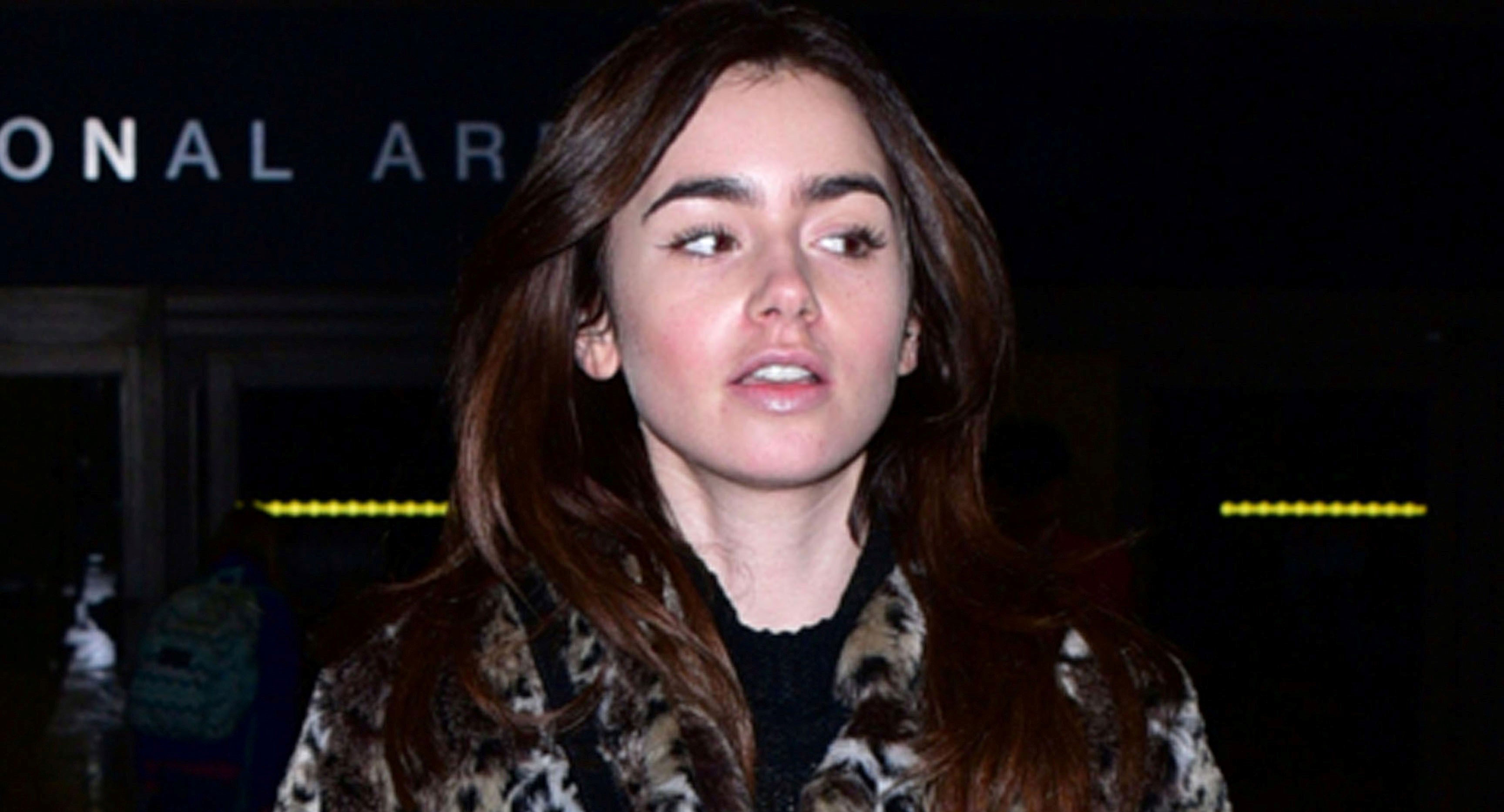 Lily Collins to Star i...