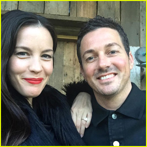 Liv Tyler Is Pregnant, Expecting Baby with Fiance Dave Gardner!