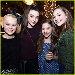 Maddie Ziegler Joins Her 'Dance Moms' Friends at JJJ's 'Star Darlings' Dinner!