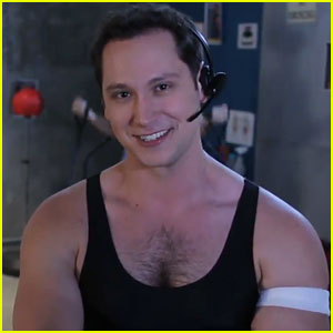 Matt McGorry Helps You Master the Trampoline for Funny or Die